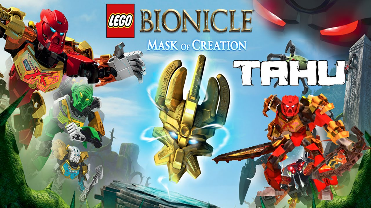 Lego Bionicle Mask Of Creation By The Lego Group Iosandroid