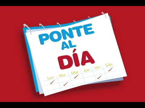 Ponte al día - YouTube