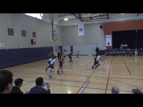 NJB Fever vs Blythe Academy #3 -- 1.07.18