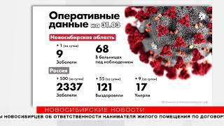 Двух переболевших коронавирусом сибирячек выписывают избольницы
