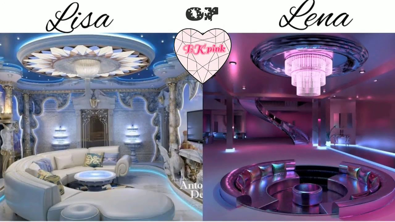 Lisa or Lena 💖 luxury homes, bedrooms and more 💝 - YouTube
