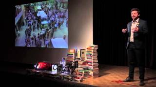 Food Trucks: James Boettcher at TEDxCalgary