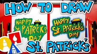 How To Draw St. Patrick's Day - Spotlight