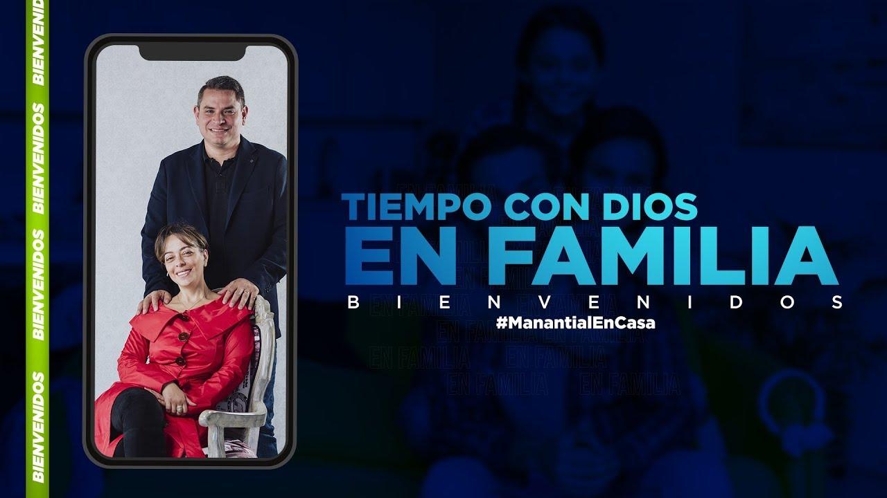 Mi tiempo con Dios en Familia I Megacasa I 7 Julio 2020