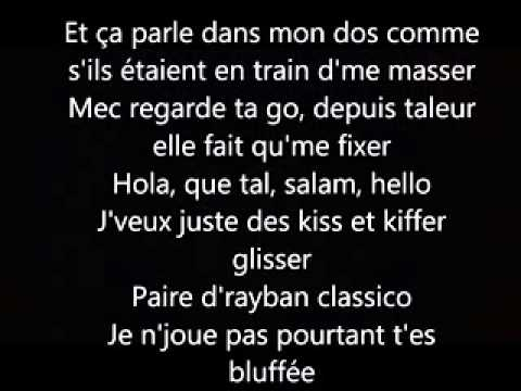 Ridsa - La C'est Die (Paroles/Lyrics)