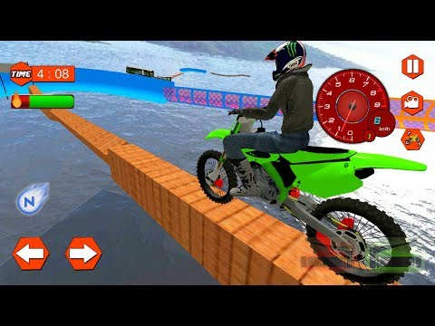 Extreme Bike Stunts Mania Android Gameplay #2