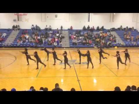 North Clayton High School Senior Dance 2014