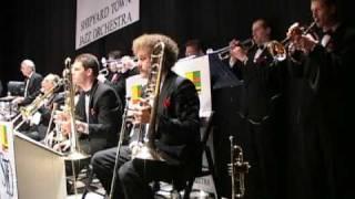Shipyard Town Jazz Orchestra 13-02-2007 Concerto del ventennale.