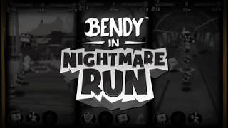 Bendy in Nightmare Run - GET IT NOW FOR FREE!!