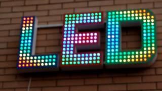 Видео буквы. Видеобуквы. Пиксельные видео-буквы в Краснодаре. На заказ из светодиодов.(Видео буквы. Видеобуквы. Пиксельные видео-буквы в Краснодаре. На заказ из светодиодов. Видео буква, видеобук..., 2014-11-06T09:14:39.000Z)