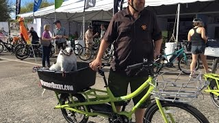 Where's Bixby? Electric Cargo Bike Adventures with a Dog & Her Human