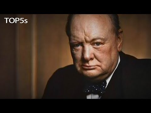 5 Little Known & Fascinating Facts About Winston Churchill...