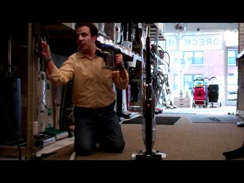 Cordless Vacuum Cleaners; Douglas Vacuum & Allergy Relief Chicago.MP4