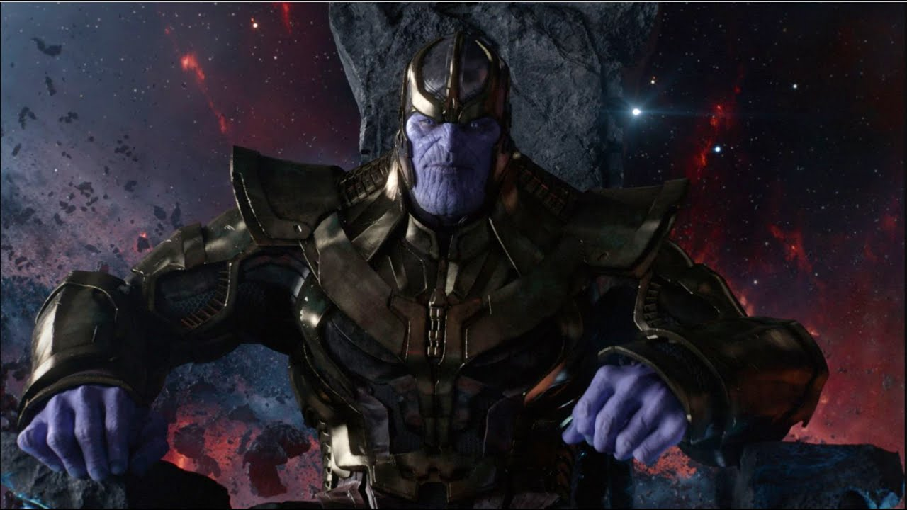 Why Thanos Doesn T Need Armor In Avengers Infinity War