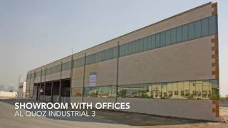 Brand New Showroom With Offices In Al Quoz, Dubai