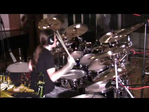 Disturbed - Stricken (Drum Cover by Panos Geo)