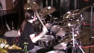 Disturbed - Stricken (Drum Cover by Panos Geo)