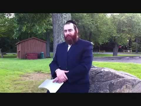 Talking to Hashem [watch till end]