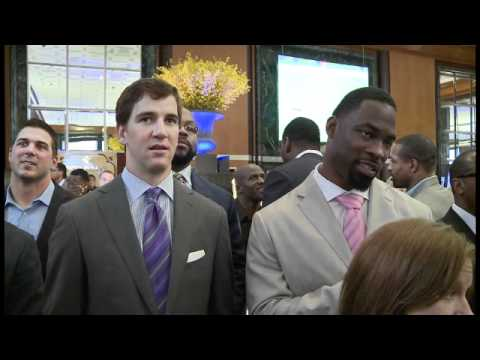 New York Giants Super Bowl XLVI Champions Ring Ceremony Highlights
