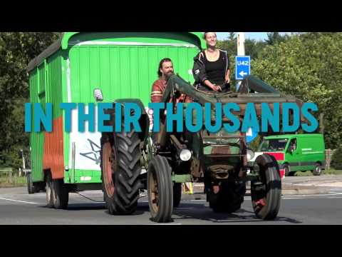 Thousands rise against Shell & Exxon in the Netherlands