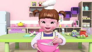 Kongsuni and Friends   Chef Kongsuni   Kids Cartoon   Toy Play   Kids Movies   Kids Videos