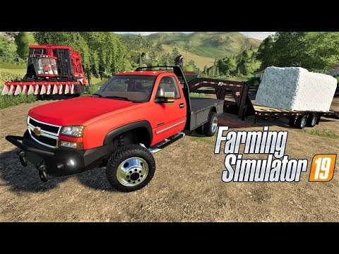 FS19 We Bought A 2006 Chevy Silverado 2500 Duramax Farm Truck Farming Simulator 19 Mods