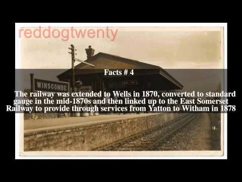 Winscombe railway station Top # 6 Facts