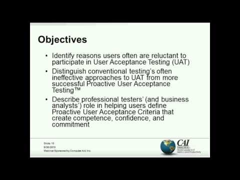 Overcoming Common User Acceptance Testing Uat Misconceptions