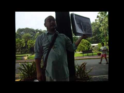 Intramuros Tour with Mr. Carlos Celdran