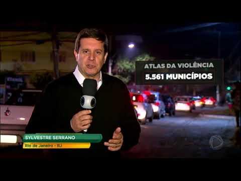 Estudo aponta que cidade brasileira pode ser a mais violenta do mundo