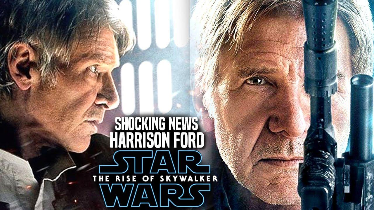 Harrison Ford Star Wars 9