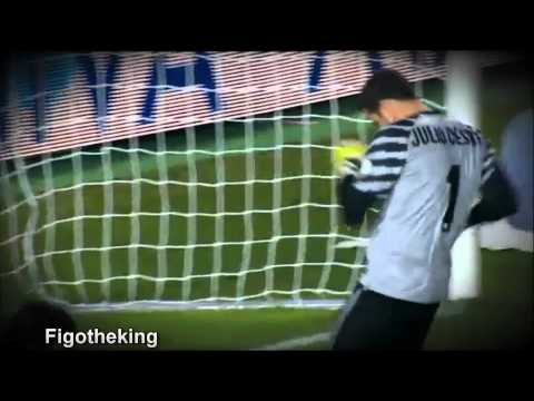 Julio Cesar - Top Class Goalkeeping HD