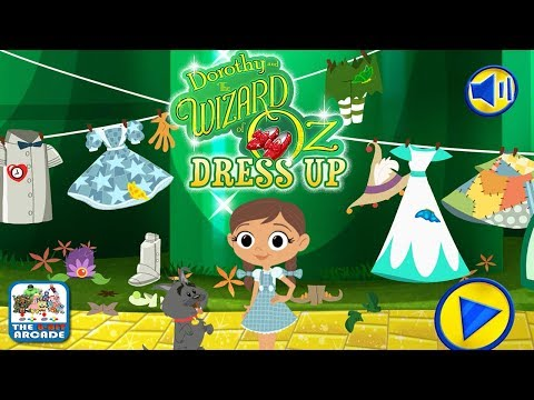 Dorothy and the Wizard of Oz: Dress Up - Delve into Dorothy's Wardrobe (Boomerang Games)