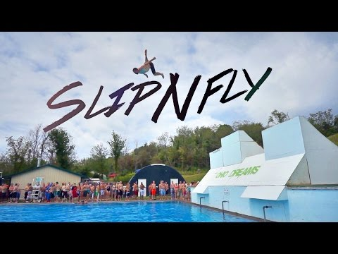 Legendary Slip N Fly (2014)