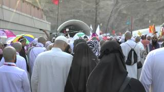 Mina - Way to the Jamarat 1