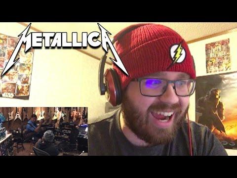 Metallica: Atlas, Rise! Reaction!!!
