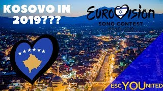 Kosovo in Eurovision 2019, can it be?