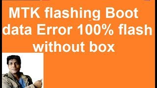 how to/flash lava z60/without box