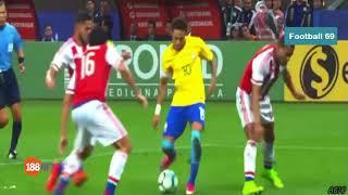 Bong Da Clip 96 ||  Con gái mà đảo chân gắp bóng như Neymar, Rê bóng như Messi, Sút bóng RÔ 7😁Giống
