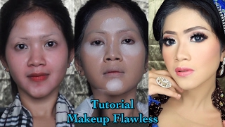 Tutorial Makeup Flawless Pengantin Modern by ARI IZAM