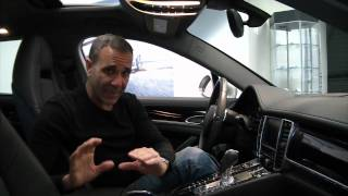 2010 Porsche Panamera 4S Review