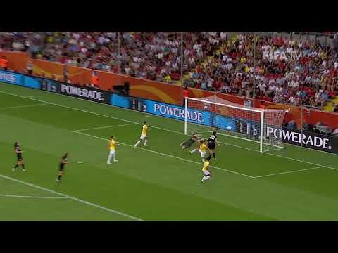 Throwback to the 2011 WWC- USA vs Brazil - Wambach tying goal in 123rd Minute - Stitched a couple vids together