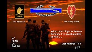 Wolfhounds 2nd Plt Bravo Co 2-27 25th ID Vietnam