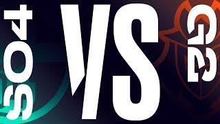S04 vs. G2 - Week 4 Day 2 | LEC Summer Split| Schalke 04 vs. G2 Esports (2019)
