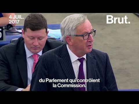 """""""Le Parlement européen est ridicule !"""" - Jean-Claude Juncker"""