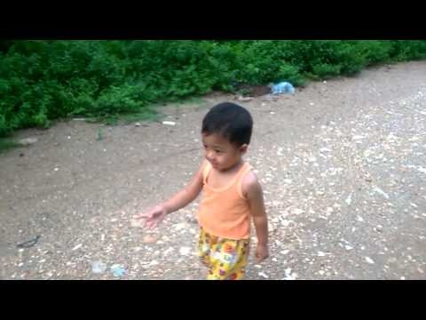 Baby for a falking on the road | Baby video | Funny | Baby world video part 3