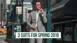 3 Office Ready Business Casual Suits for Spring | Suits from H&M | #HMLeague