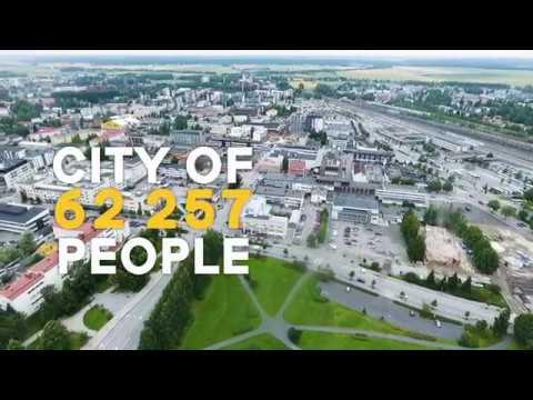 Seinäjoki - host city of Champions Cup 2017