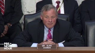 Senate Intelligence Committee hearing on Russian interference in European elections