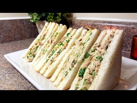 chicken-&-mayonnaise-sandwiches-|-quick-&-delicious-cuisine